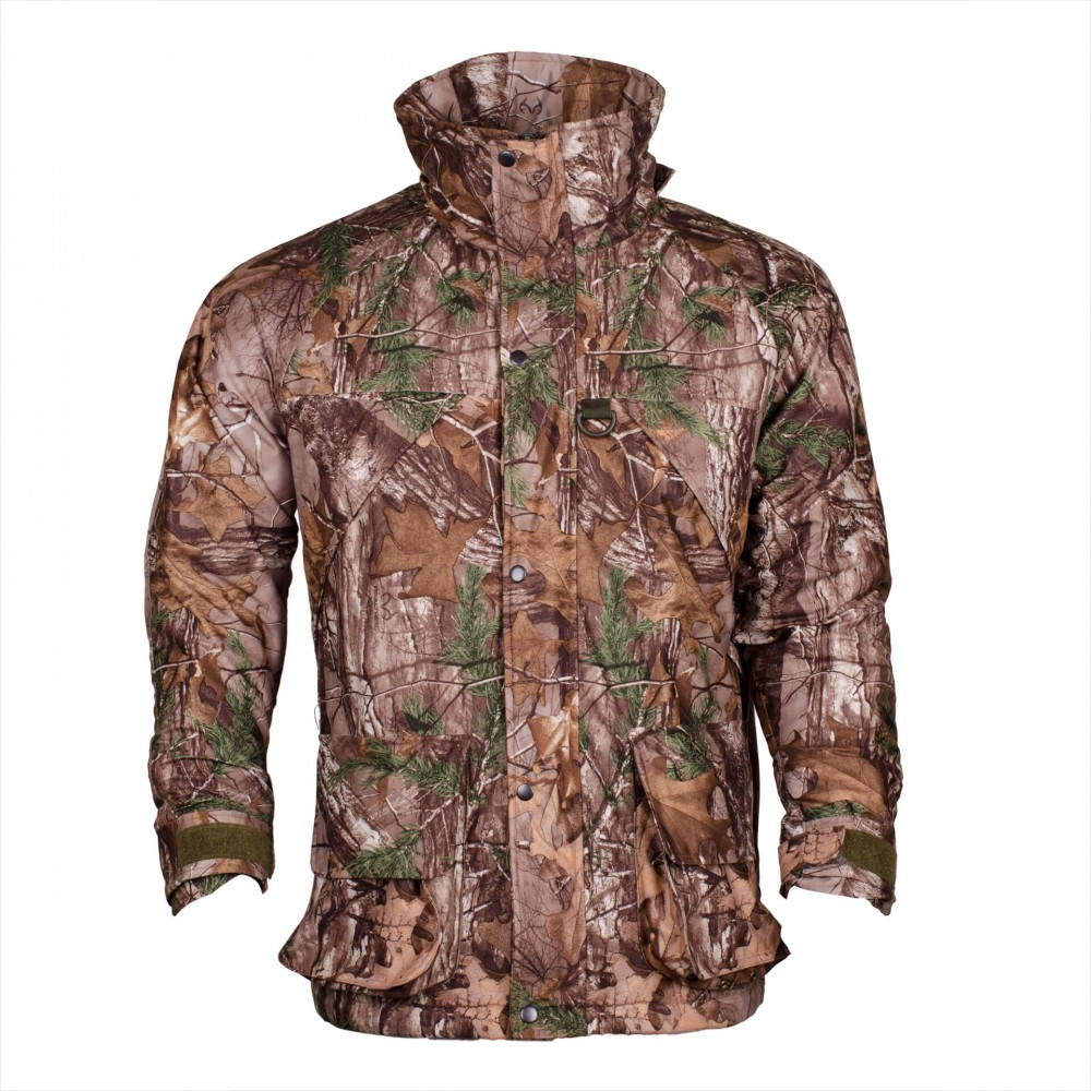 Men's Hunting Parka ACTIVE HUNT Front