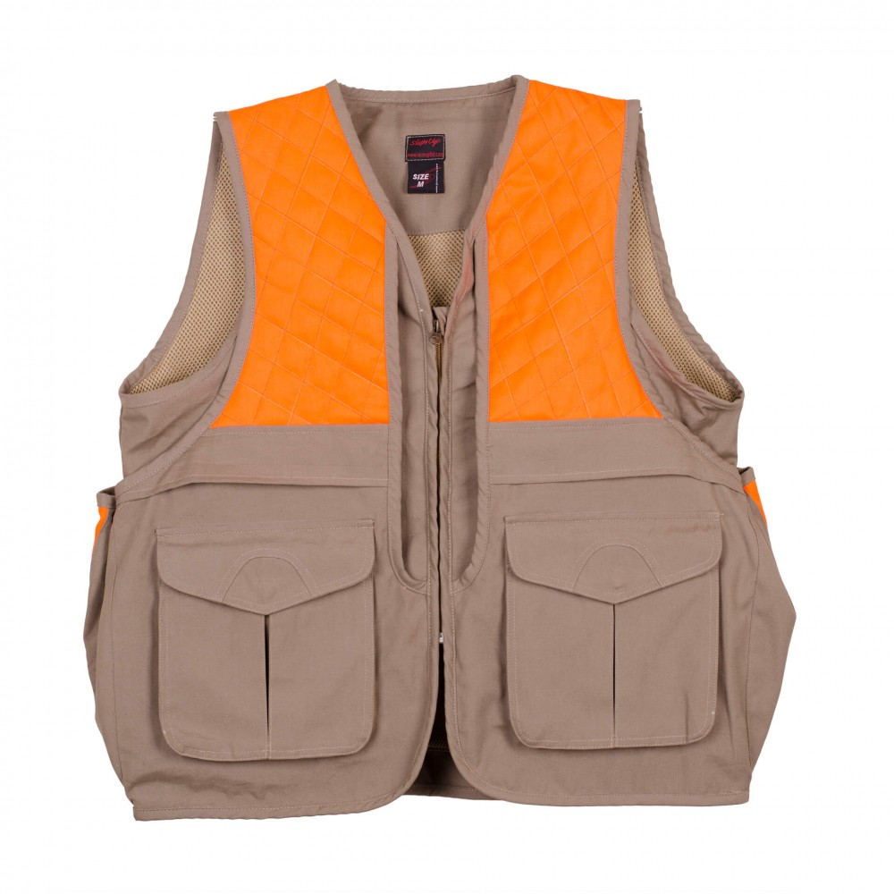 Men's Upland Field Hunting Vest Tacpro I Front