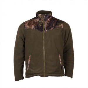 Men's Waterfowl SUSPENDER Hunting Jacket Front
