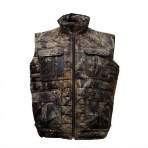 Skinup Men's Delta Waterfowl Vest Front