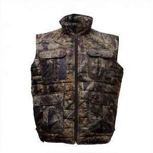 Skinup Men's Delta Waterfowl Vest Front