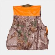 "Men's Upland Field Hunting Vest ""Tacpro IV"" Back"