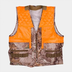 "Men's Upland Field Hunting Vest ""Tacpro IV"" Front"