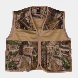 Men's COUNTRY Short Hunting Vest Front