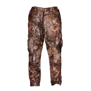 Men's Hunting Trouser SMOOTHBORE in REALTREE XTRA Fabric Front