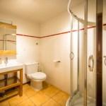 Chalet Deux Freres Bathroom
