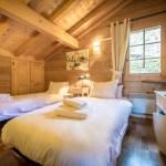 Chalet La Roche Bedroom La Montage