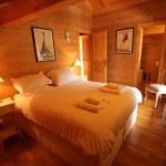 Chalet La Roche Bedroom L'Alpage