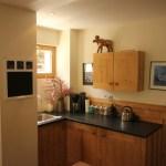 Chalet George Guest Kitchen