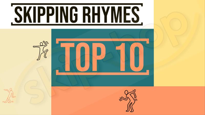 skipping rhymes top 10