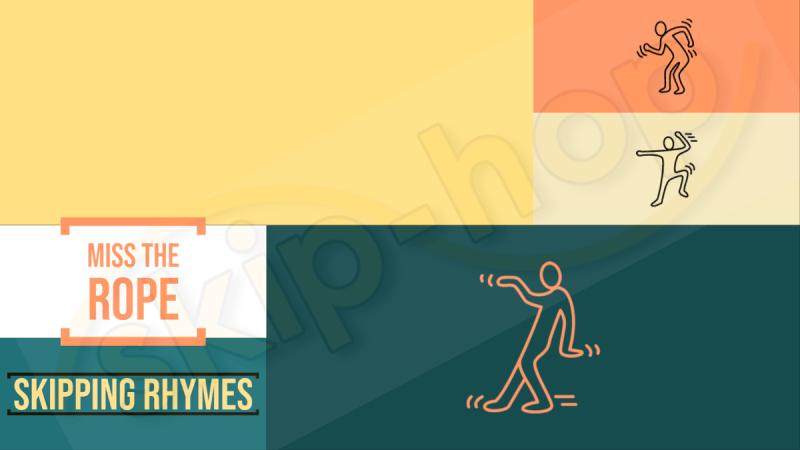 skipping rhymes dancing and movement