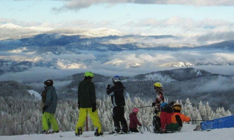 Ski Phoenix Mountain 09