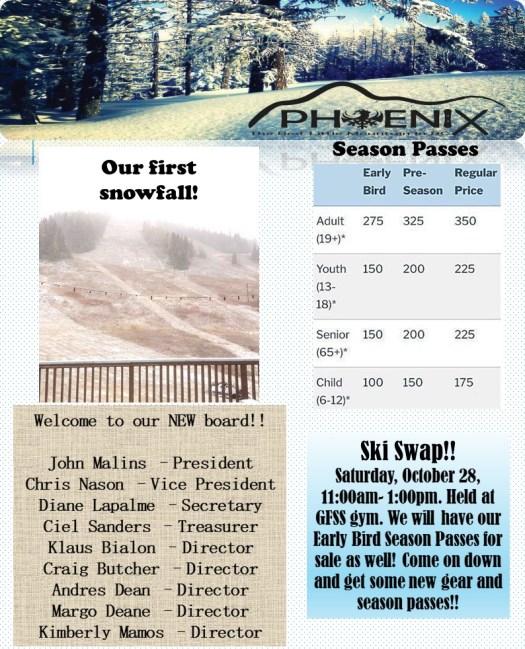 Oct 22 newsletter