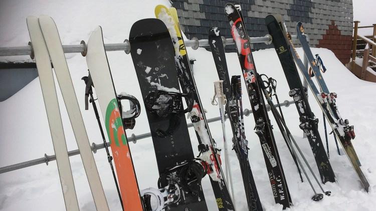 Phoenix Ski Area, Ski Rack