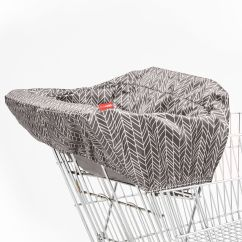 Carters High Chair Cover Cool Outdoor Dining Chairs Take Shopping Cart And Baby Skiphop