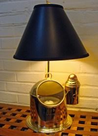 Kelvin Hughes Lifeboat Binnacle Table Lamp- Nautical Lamps ...