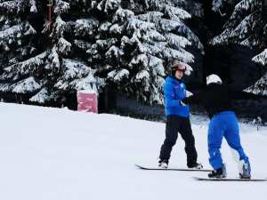 Snowboard courses with R&J Ski School