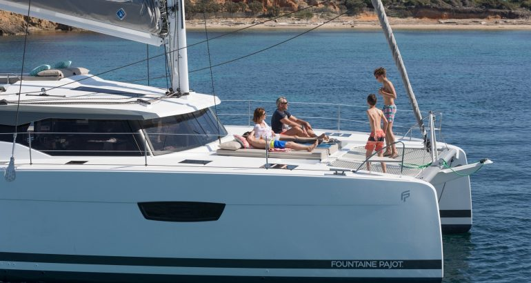 Fountaine Pajot 47 - Saona