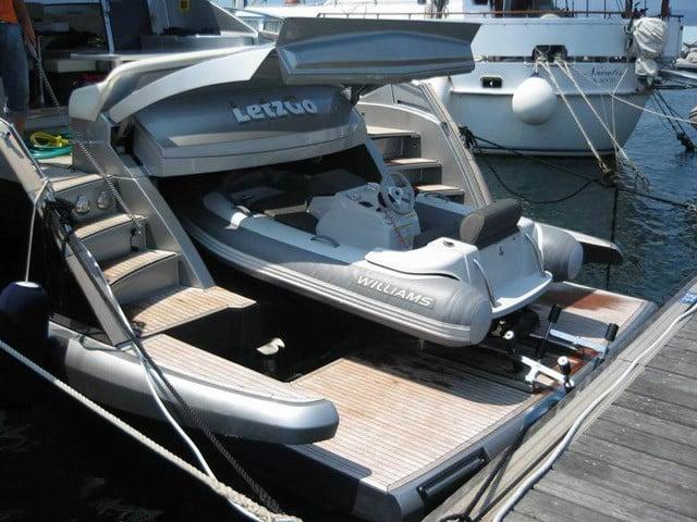 Pearlsea 56 Coupe - Silver Arrow