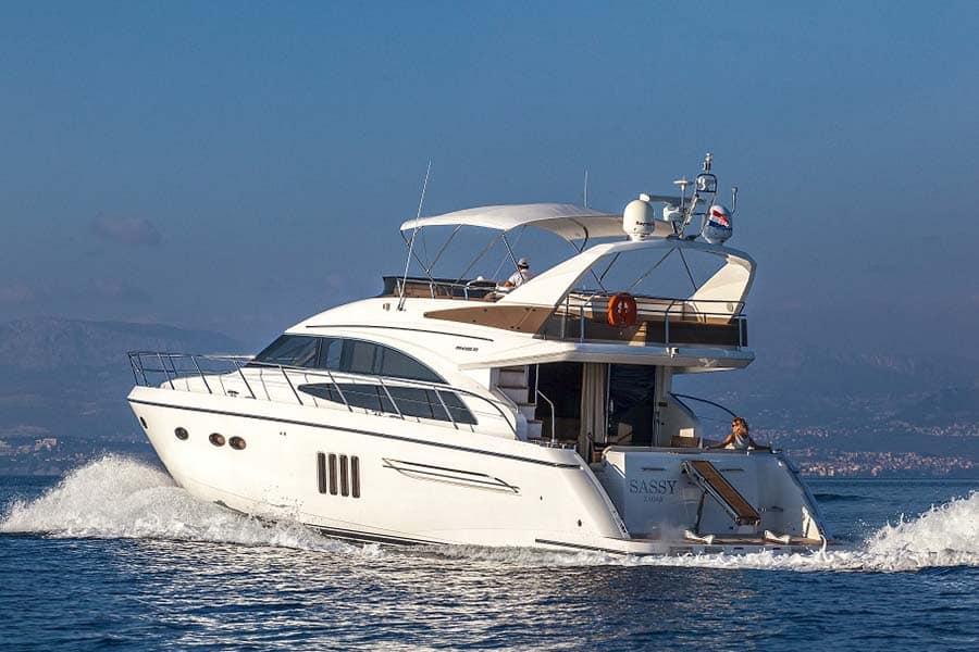 princess-62-fly-sassy-charter-croatia-rental