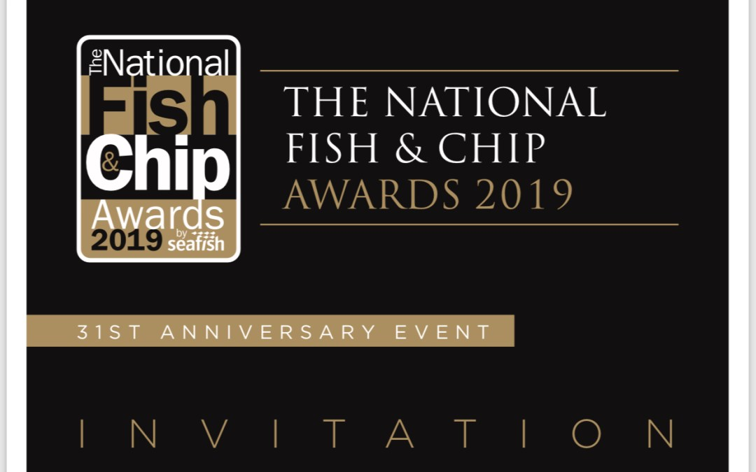 The National Fish and Chip Awards 2019