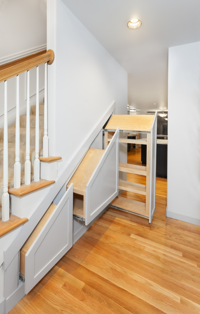 The Best Staircase Ideas For Small Spaces   Staircases For Tight Spaces   Farmhouse   Cool   10 Ft Ceiling   Ladder   Stylish