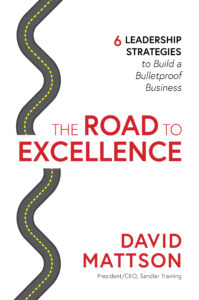 Road to Excellence Cover