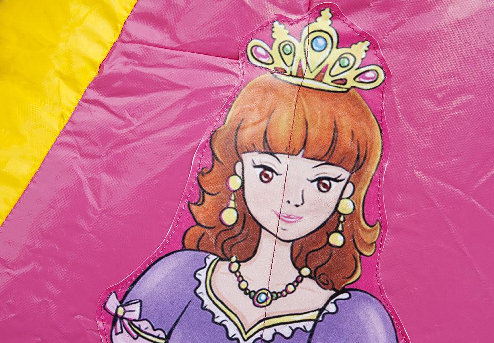 Springkussen Prinses (overdekt)