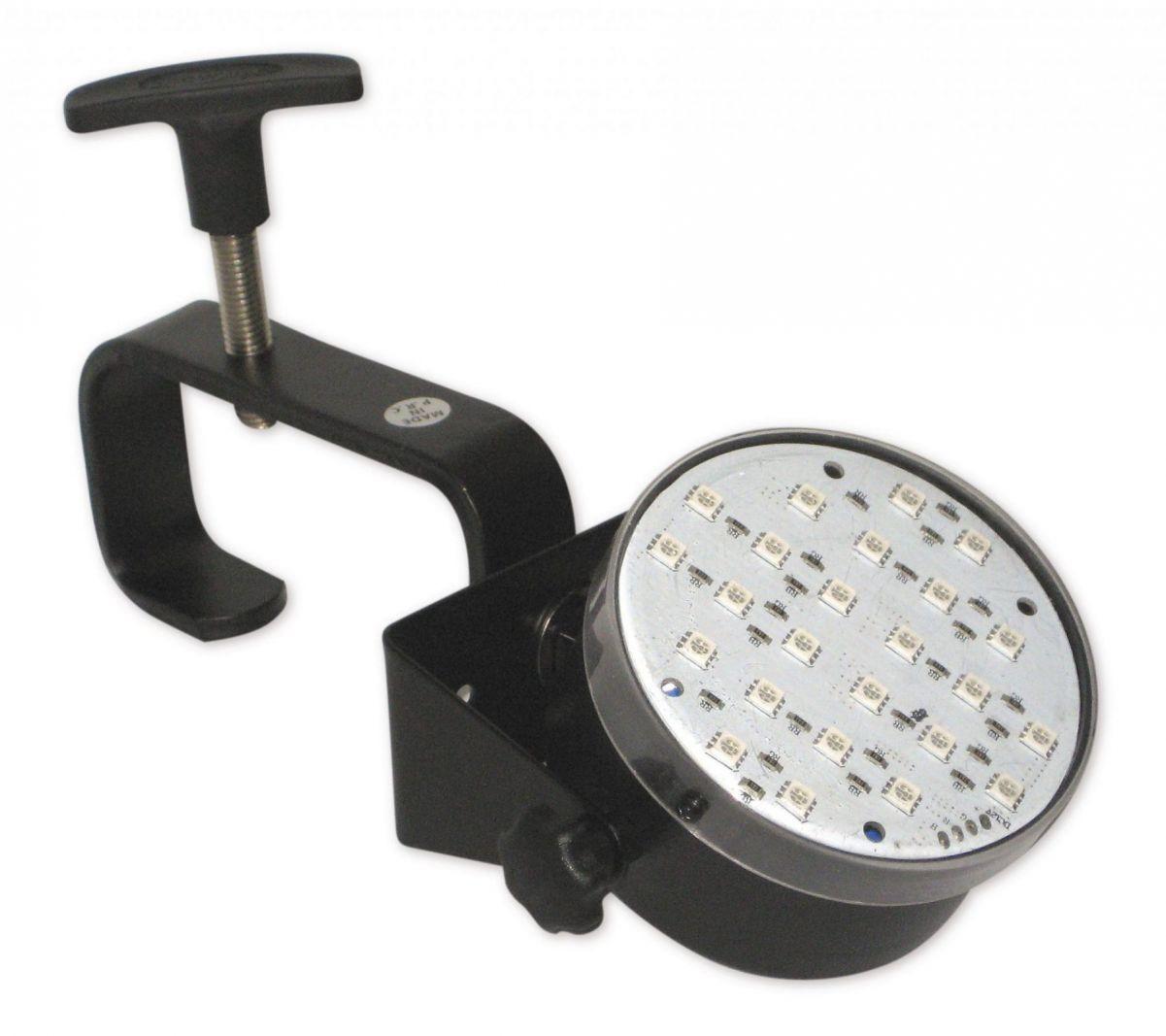 LED lamp RGB-schijf ø10cm per 6