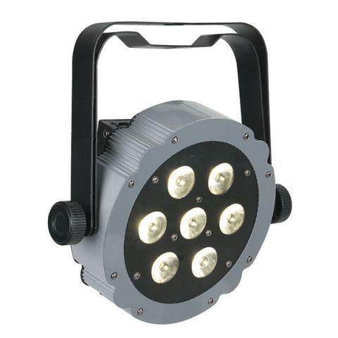 Par-spot LED op voet (Warm / Cool wit)