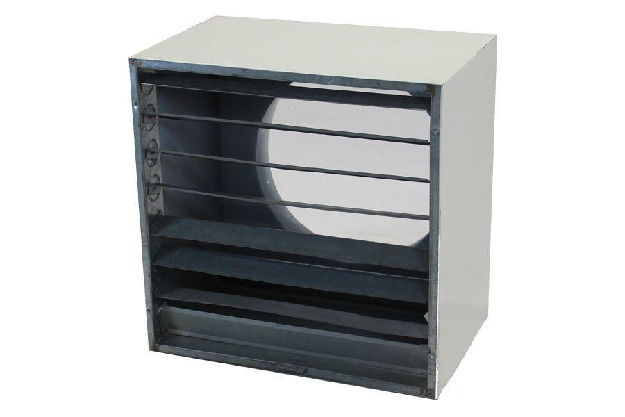 Warmte verdeelkast – aansluitkast – klein