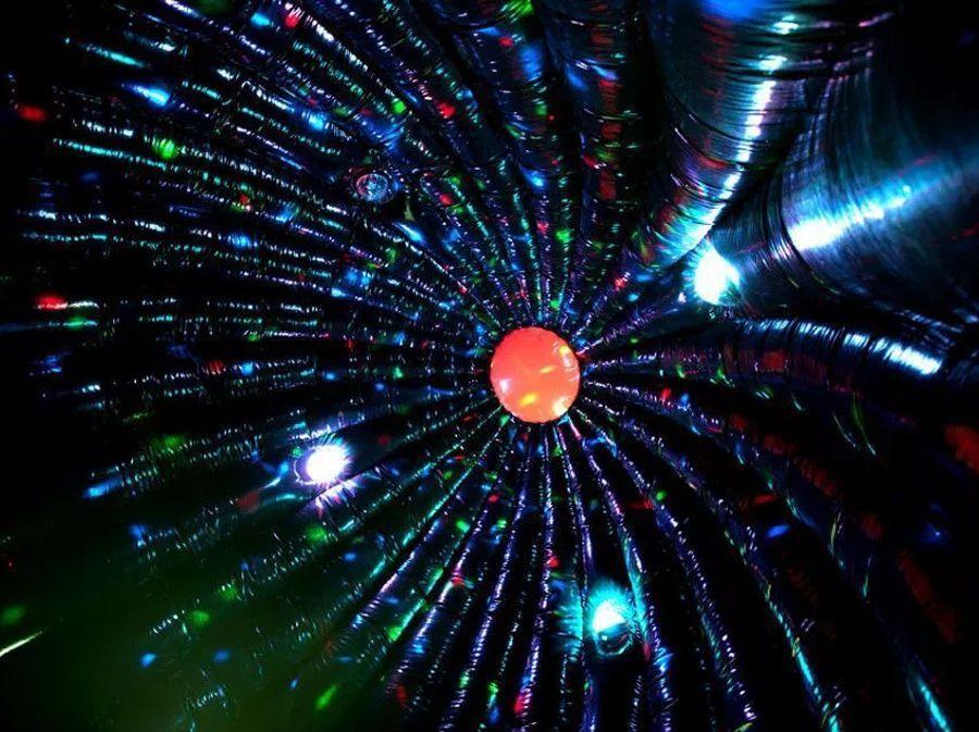 Luchtkussen Disco (overdekt)