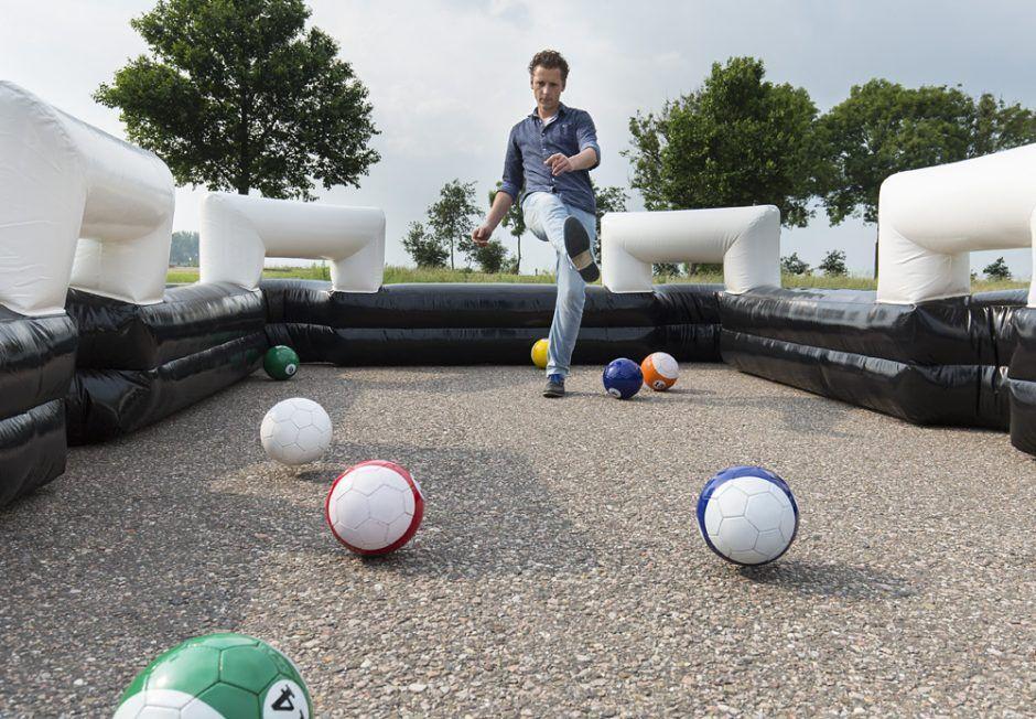 Voetbal Pooltafel