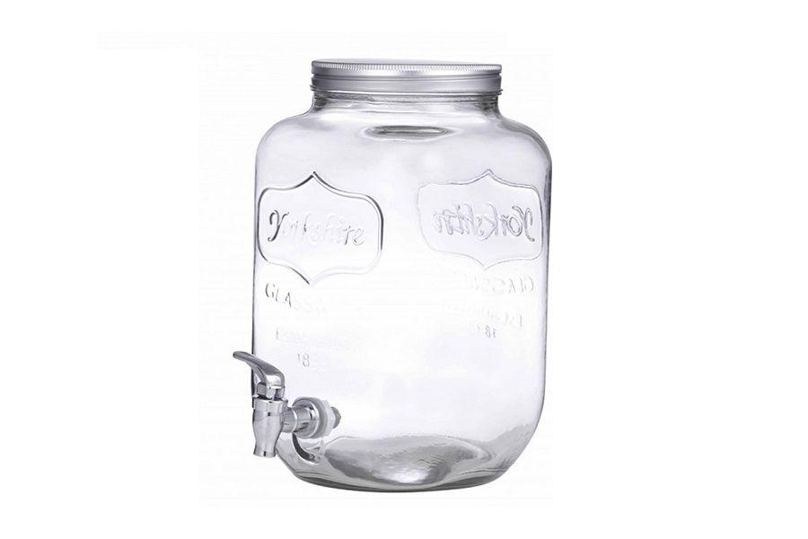Sapkan glas met tap