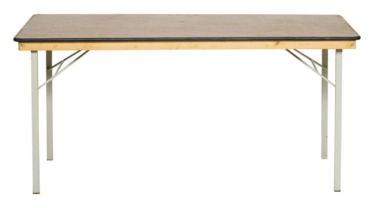 Klaptafel 80 x 160cm (aanbieding)