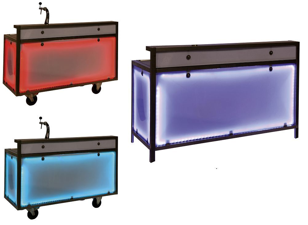 LED bar / uitgifte