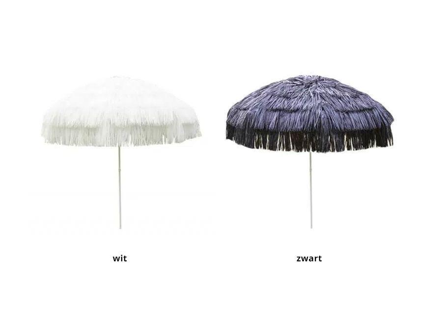Parasol raffia