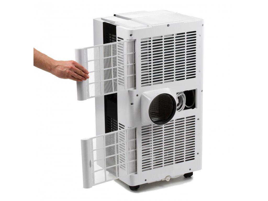 Airconditioning mobiel – max. cap. 155 m³ – 230 V