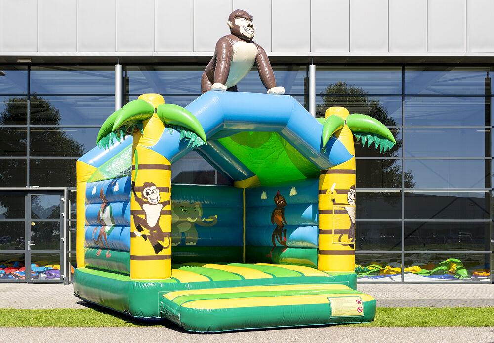 Springkussen Gorilla (overdekt)