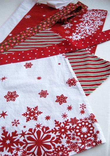 tea towel apron 11