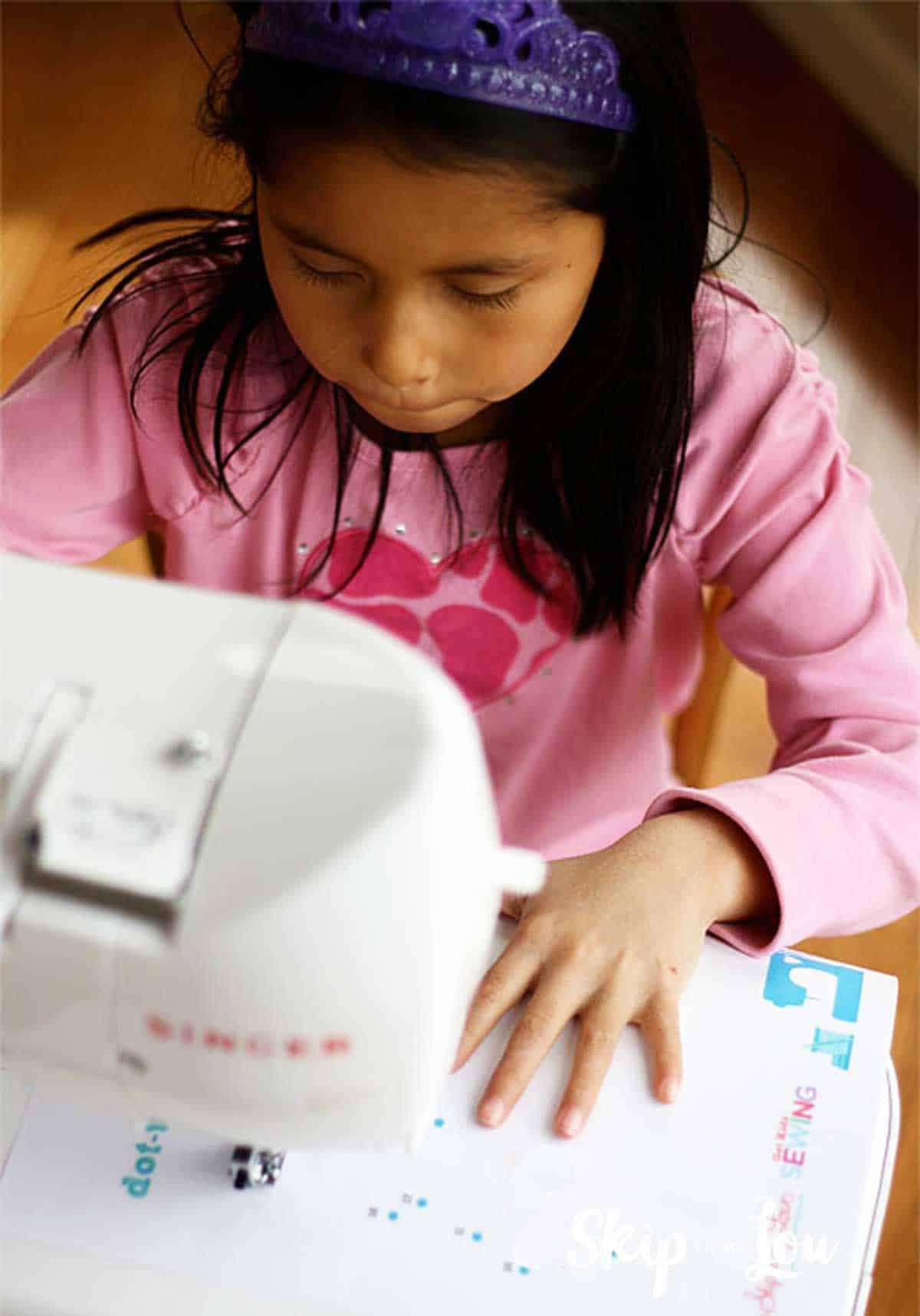 Easy Sewing Projects For Kids Free Practice Sheets