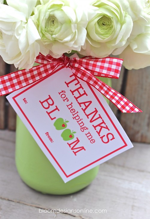 Teacher Appreciation Blooms By Bloom Designs Online Skip