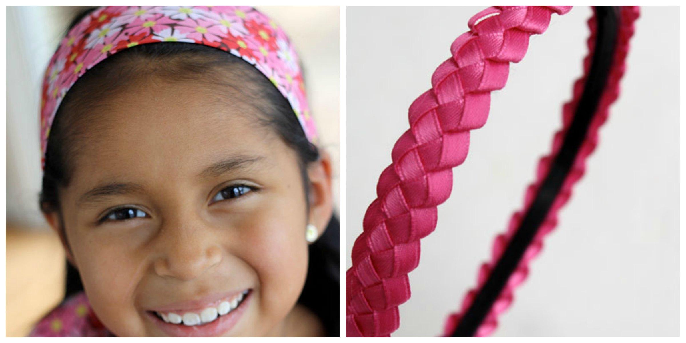 6 DIY Headband Tutorials Skip To My Lou