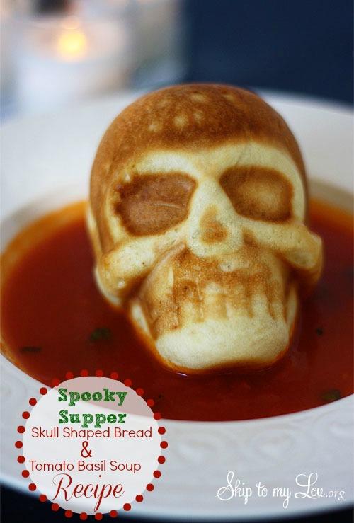 SPOOKtacular Halloween Dinner Ideas! | Skip To My Lou