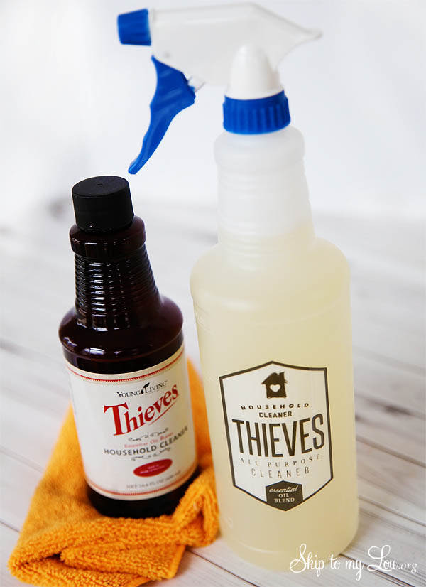 best kitchen cabinet cleaner console table thieves all purpose {printable labels} | skip to ...