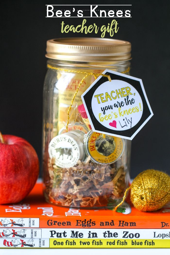 Bees Knees Teacher Gift Skip To My Lou