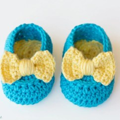 Crochet Baby Booties Diagram Where Does Ham Come From On A Pig 25 Cutest Free Patterns Lemon Drop