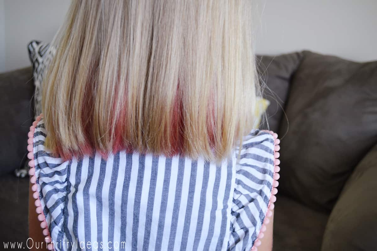 How To Dye Your Hair With Kool Aid An Easy Way To Add Fun Color To Your Hair