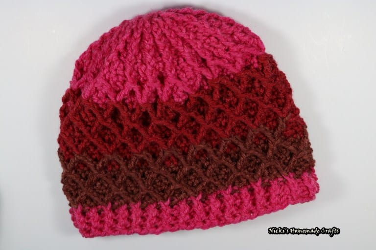 Beautiful Crochet Hat Patterns That You Can Make Skip
