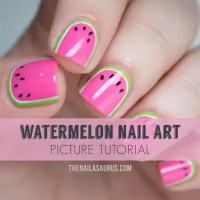 Have cute summer nail designs for summer with these tutorials!